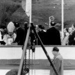 foto primera piedra 1 1953